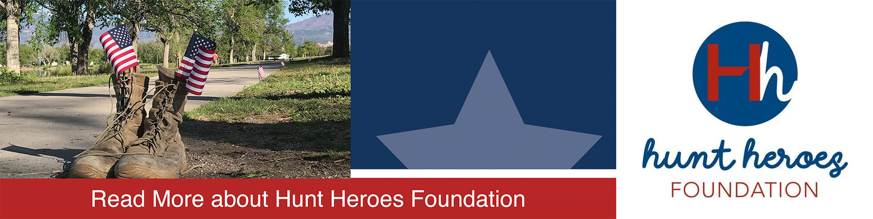 Hunt Heroes Foundation Brochure