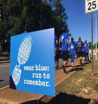 Hunt Military Communities Hosts More Than 25 wear blue: run to remember Memorial Day Events Across the U.S.
