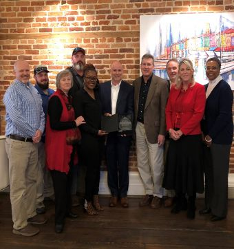Hunt Military Communities Awarded 2019 Power Partner Award