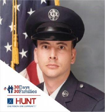 Conrad, MSgt, USAF '82- '04