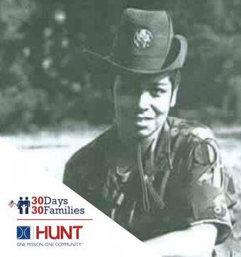 """Nancy """"Drill Sergeant Jordan"""" Tillman, U.S. Army '82 - '92"""