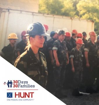 Jaime LaRoche, our Director of Operations for Hunt Military Communities
