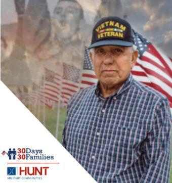 Sergeant Fabian Eloy Rios Jr., U.S. Army veteran, Vietnam War