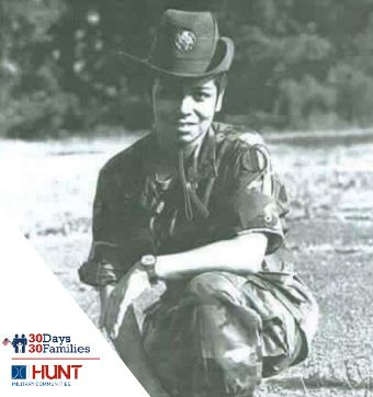 Nancy Tillman, Army