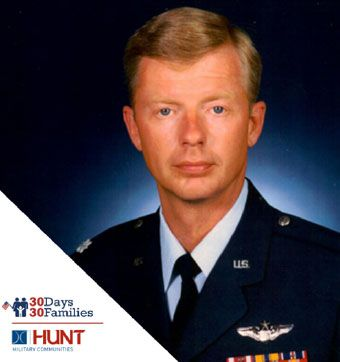 Colonel John Linn, Air Force