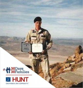 Chad, U.S. Army, '93 -'98