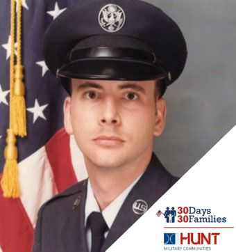 onrad, MSgt, USAF '82- '04, Resident of Air Force Academy Military Communities