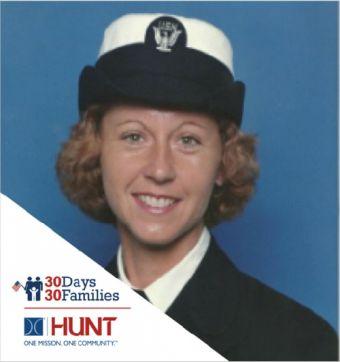 Bonnie, U.S. Navy Reserve, '93 - '14
